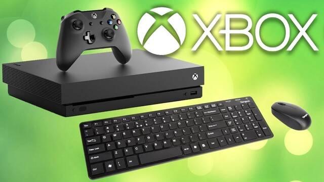 Confirmado, Xbox One añadirá soporte a teclado y ratón en octubre