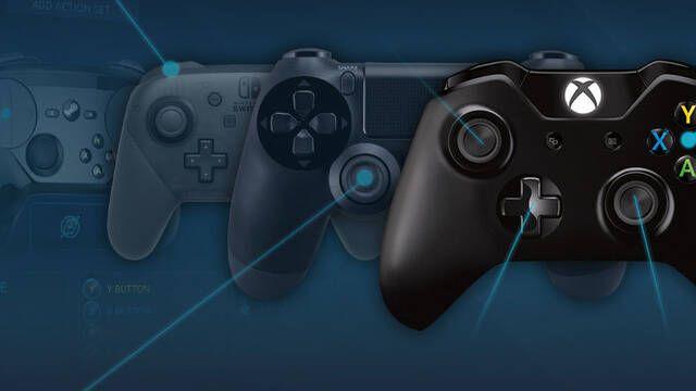 Los mandos de Xbox One y 360 son los más usados en Steam