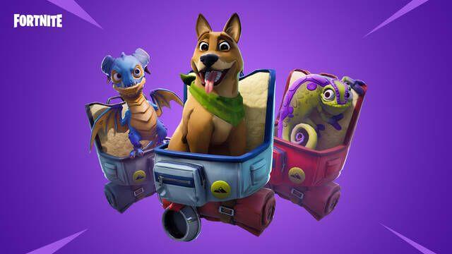 Fortnite estrena su Temporada 6 con mascotas incluidas