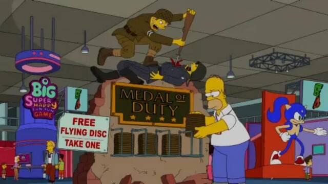 Los Simpsons tendrán un capítulo sobre los esports en su Temporada 30