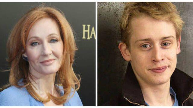 Macaulay Culkin tuitea a J.K. Rowling para formar parte de 'Harry Potter'
