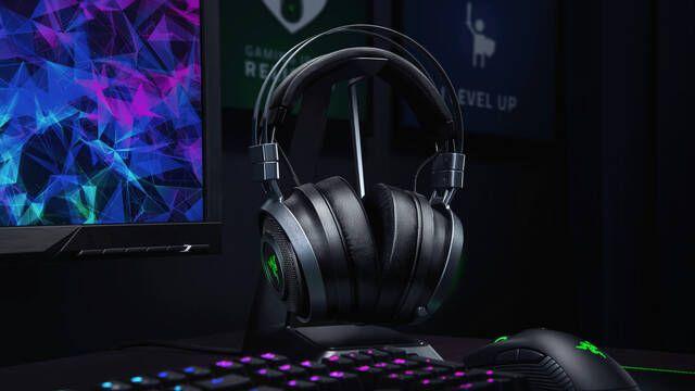 Nari Ultimate, los auriculares inalámbricos de Razer con tecnología Hypersense