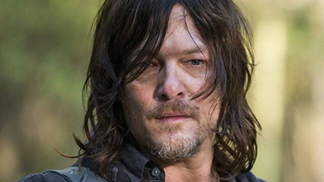 Norman Reedus planea estar en 'The Walking Dead' hasta 'el final'