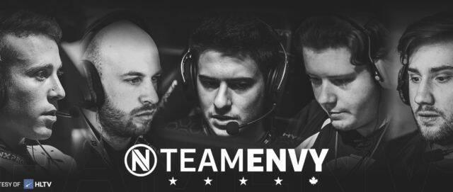 EnVyUs anuncia su regreso al CS:GO