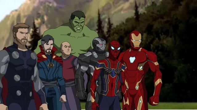 Así es el corto animado de Vengadores 4 que está triunfando en Internet