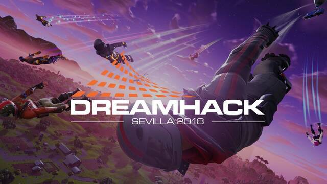 Fortnite estará presente con su propio torneo en DreamHack Sevilla