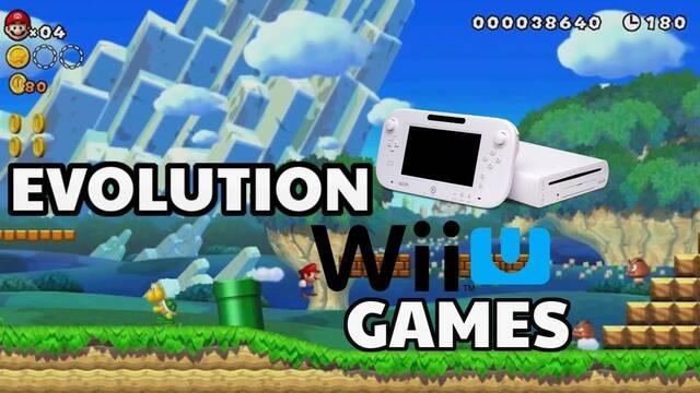 Así han evolucionado los gráficos en los juegos de Wii U