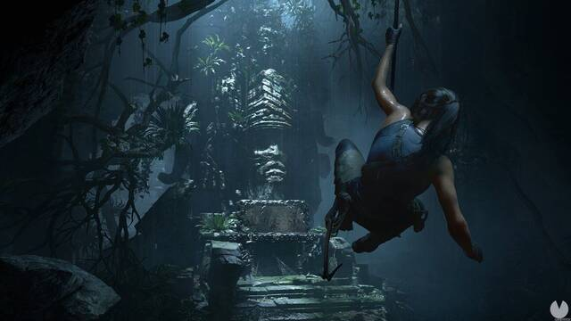 Una Xbox One X de Shadow of the Tomb Raider por una buena causa