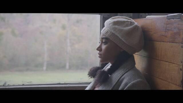 Amandla Stenberg huirá del Holocausto en 'Where Hands Touch'