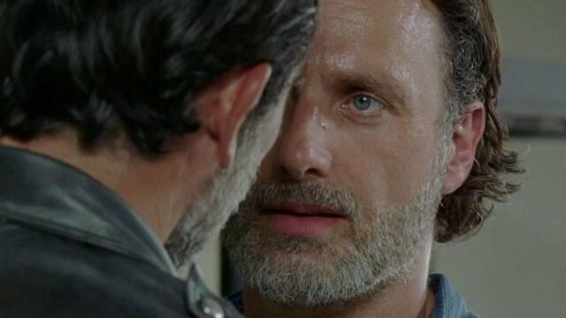 La showrunner de 'The Walking Dead' habla de la relación entre Rick y Negan