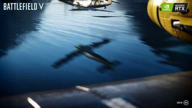 Battlefield V ajustará el Ray Tracing para hacerlo realista y mejorar el rendimiento