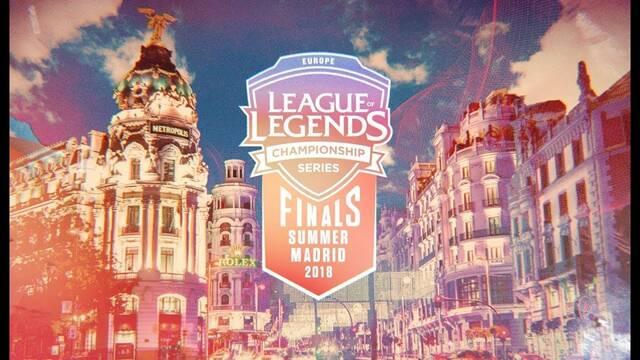 Así es el épico tráiler de promoción de las finales de la LCS EU en Madrid