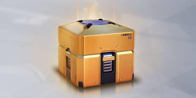 Twitch regala una caja de botín dorada de Overwatch