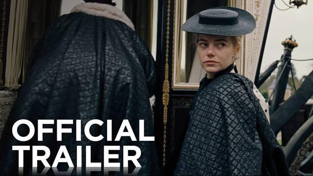 Emma Stone y Rachel Weisz protagonizan 'La Favorita'