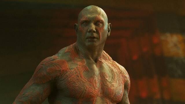 Dave Bautista quiere un spin-off de Drax de 'Guardianes de la Galaxia'