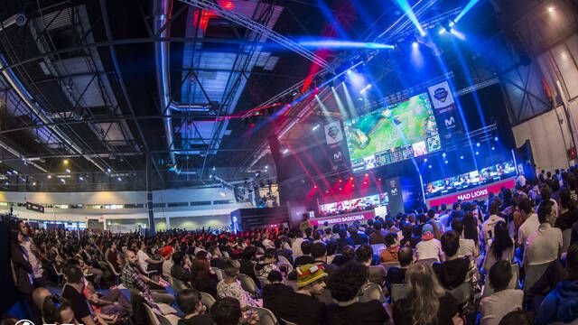 ESL dispondrá de 3000 m2 para llevar los esports a Madrid Games Week