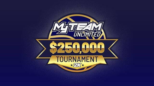 2K presenta su torneo NBA 2K19 Mi Equipo Ilimitado con un premio de 250.000$