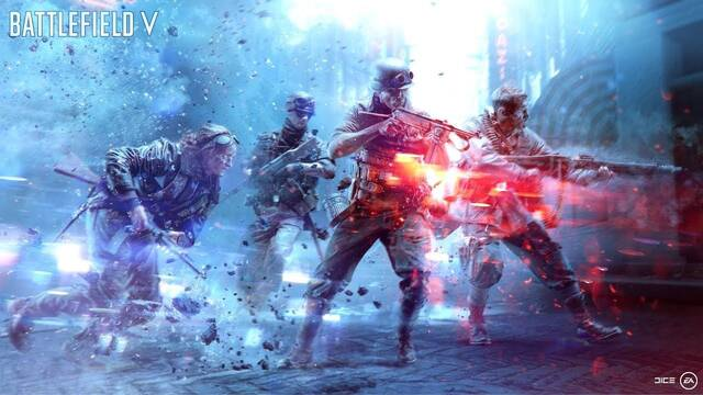 Comparativa gráfica: Beta de Battlefield V en PC, PS4, PS4 Pro, Xbox One y Xbox One X