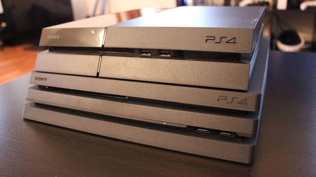 Cómo pasar nuestros juegos y partidas guardadas de PS4 a PS4 Pro