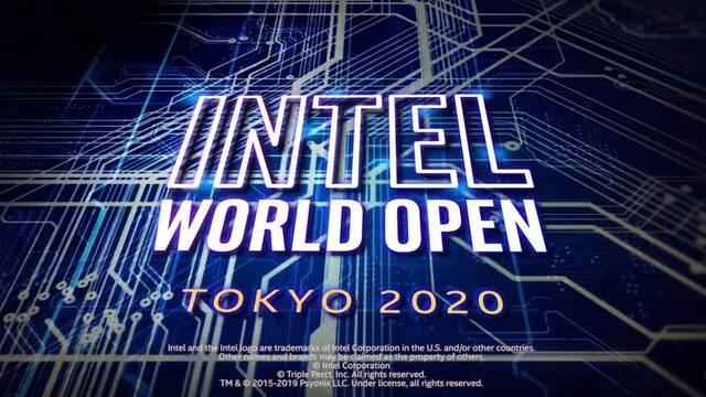El Intel World Open será un torneo de esports oficial del camino a Tokyo 2020