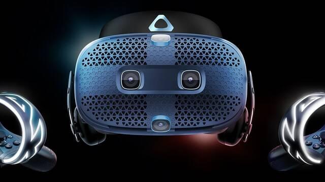 El casco VR HTC Vive Cosmos se lanzará el 3 de octubre por 799 euros