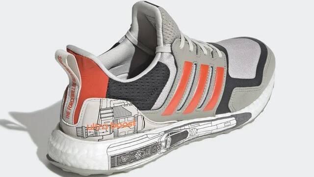 Adidas y Star Wars colaboran en un nuevo diseño de