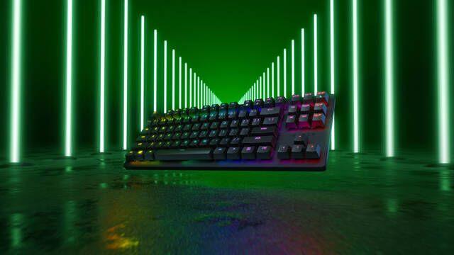 Razer Huntsman Torunament Edition, el nuevo teclado óptico para jugar
