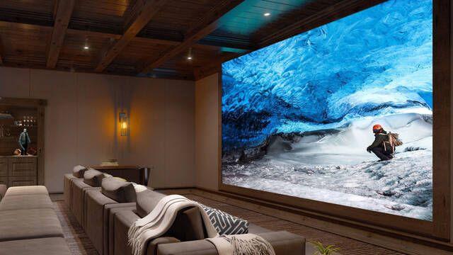 La pantalla de 19 metros y 16K de Sony saldrá a la venta por 5,2 millones de euros