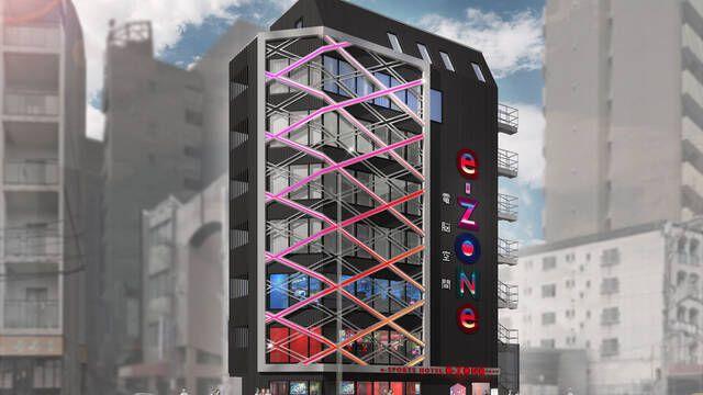 Osaka tendrá un hotel inspirado en los esports