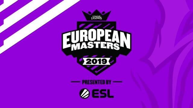 Vodafone Giants representará a España en la fase de grupos del European Masters