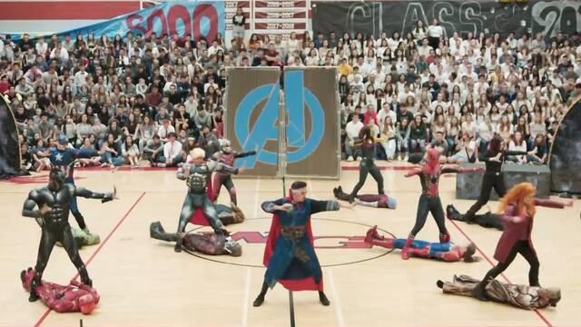 Los nuevos Vengadores son los bailarines de un instituto de Arizona