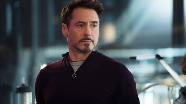 Robert Downey Jr. estará en Black Widow como Iron Man