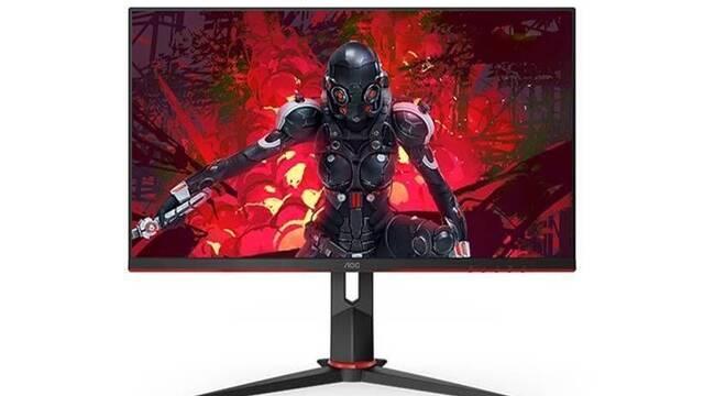 AOC presenta sus nuevos monitores G2 con paneles IPS y hasta 144 Hz