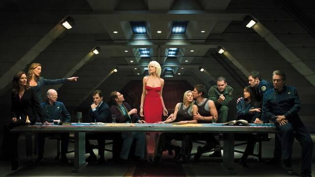 Battlestar Galactica regresará del espacio exterior con un reinicio