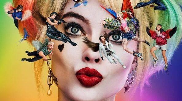 Harley Quinn tiene muchos pajaritos en el nuevo póster de Birds of Prey
