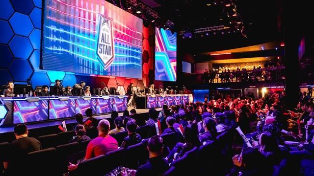 El All-Star 2019 de League of Legens se celebrará en el Esports Arena de Las Vegas