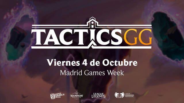 LVP presenta TacticsGG, su nuevo torneo de TFT