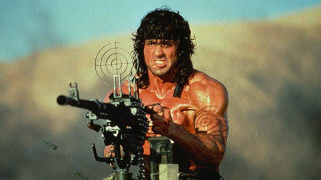 Stallone ha hablado: Quiere una precuela de Rambo