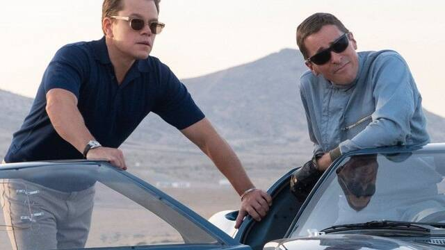 Le Mans 66 presenta su tráiler final con Matt Damon y Christian Bale