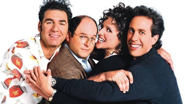 Seinfeld llega a Netflix en sustitución de Friends y The Office