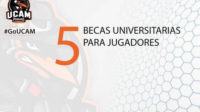 UCAM Penguins lanza su programa de becas universitarias para gamers