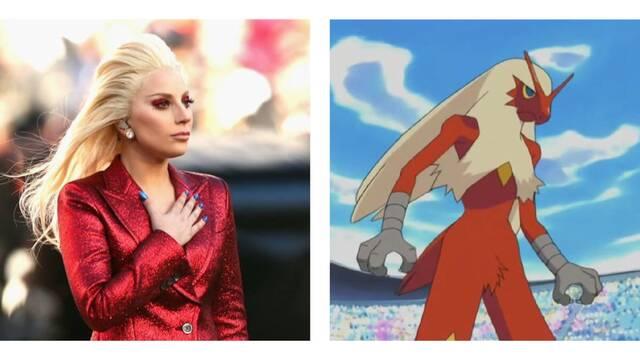 Lady Gaga hace cosplay de Pokémon y esta es la prueba definitiva