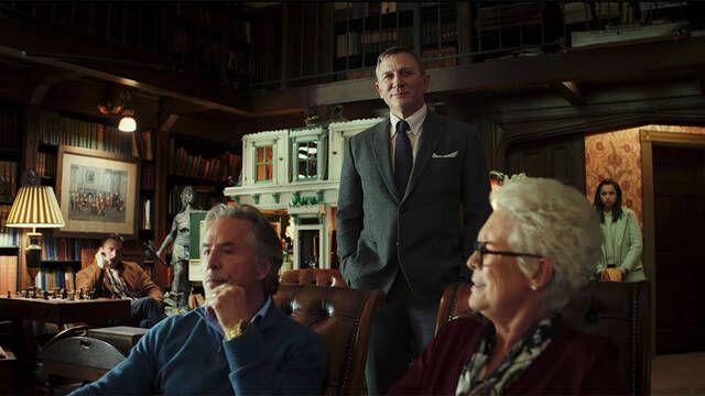 Puñales por la espalda, lo nuevo de Daniel Craig, presenta su tráiler final