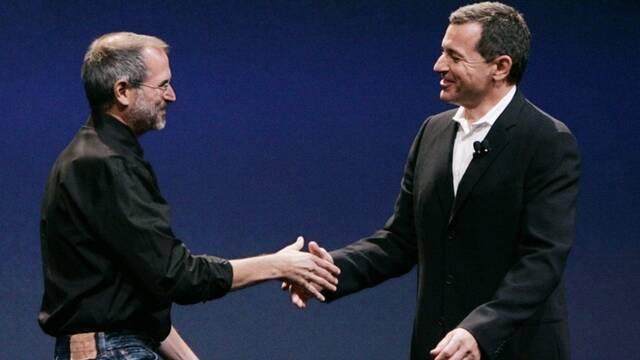 Disney y Apple se habrían combinado 'si Steve Jobs siguiera vivo'