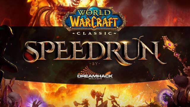 DreamHack Sevilla acogerá el primer speedrun de WOW Classic