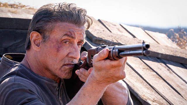 Rambo: Last Blood llega envuelto en críticas muy pobres
