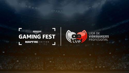 LVP y Amazon presentan los torneos de esports Amazon Gaming Fest MAPFRE Edition
