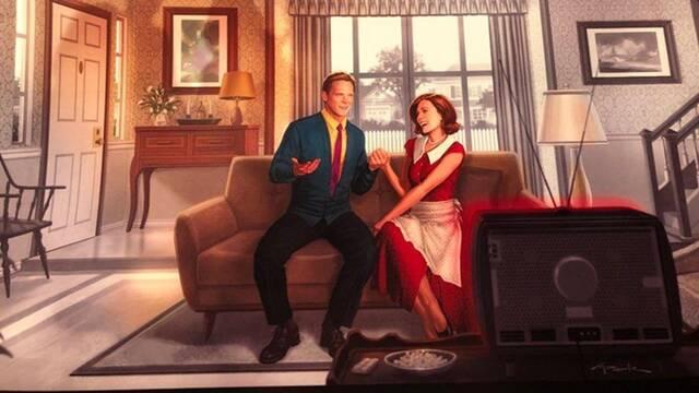 WandaVision será una sitcom con la 'epicidad y la acción' de Marvel