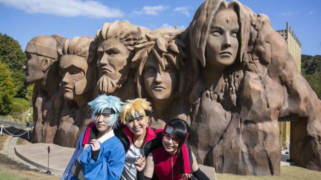El parque de atracciones de Naruto ya se ha inaugurado