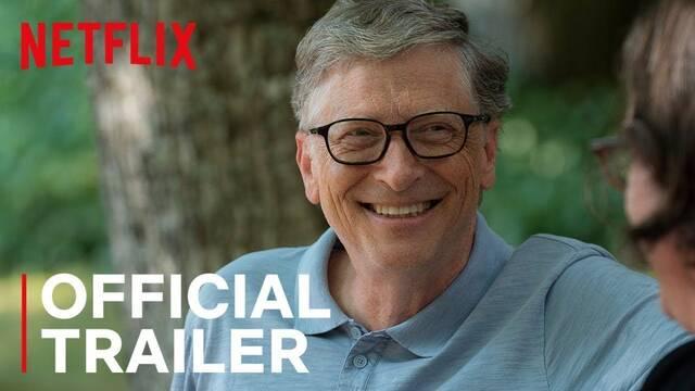 Este es el tráiler del documental de Netflix sobre la vida de Bill Gates